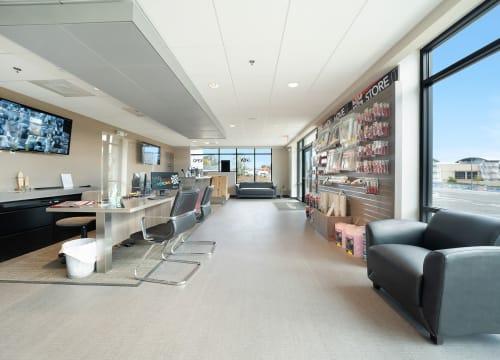 Office of StorQuest Self Storage in Vista, California