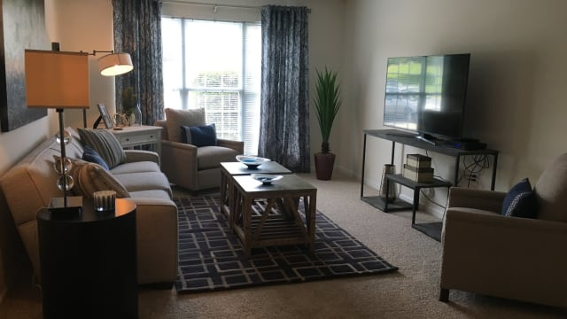 Our apartments in High Point, NC offer a living room