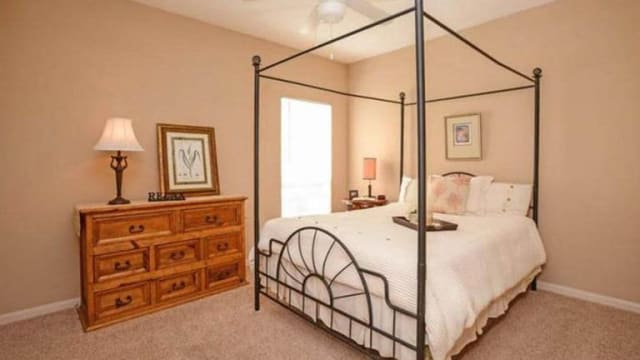 Lincoln at Wolfchase offers a naturally well-lit bedroom in Cordova, TN