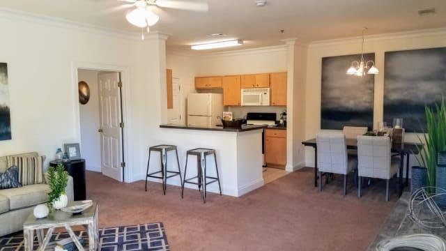 Apartment Interior at Northwind Apartments in Valdosta, GA