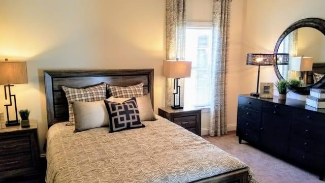 Northwind Apartments offers a bedroom in Valdosta, GA