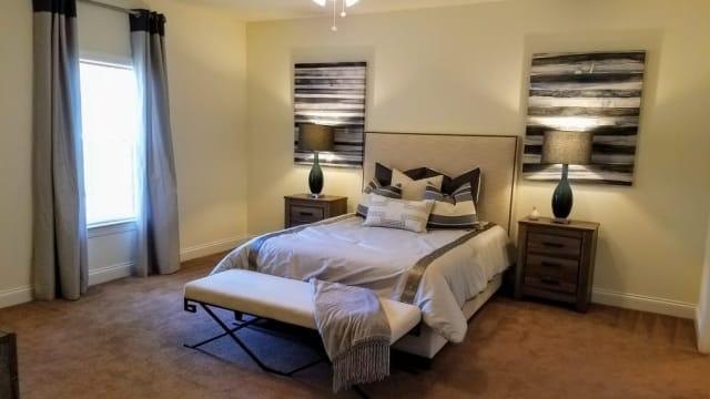 Bedroom at Northwind Apartments in Valdosta, GA