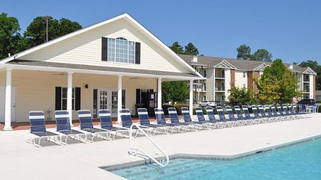 Northwind Apartments offers a swimming pool in Valdosta, GA