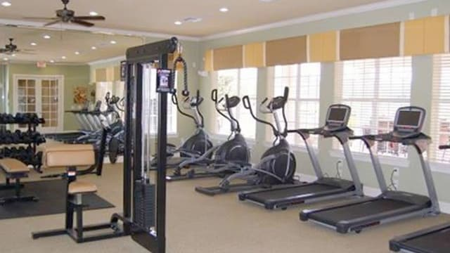 Our apartments in Orange City, FL offer a fitness center