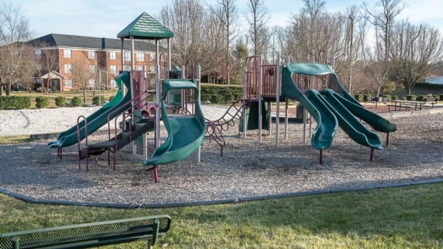 Playground at Laurel Springs in High Point, North Carolina