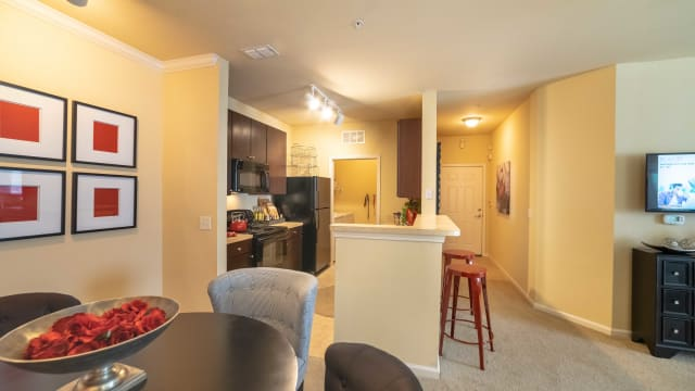 Our apartments in Orange City, Florida offer a entryway