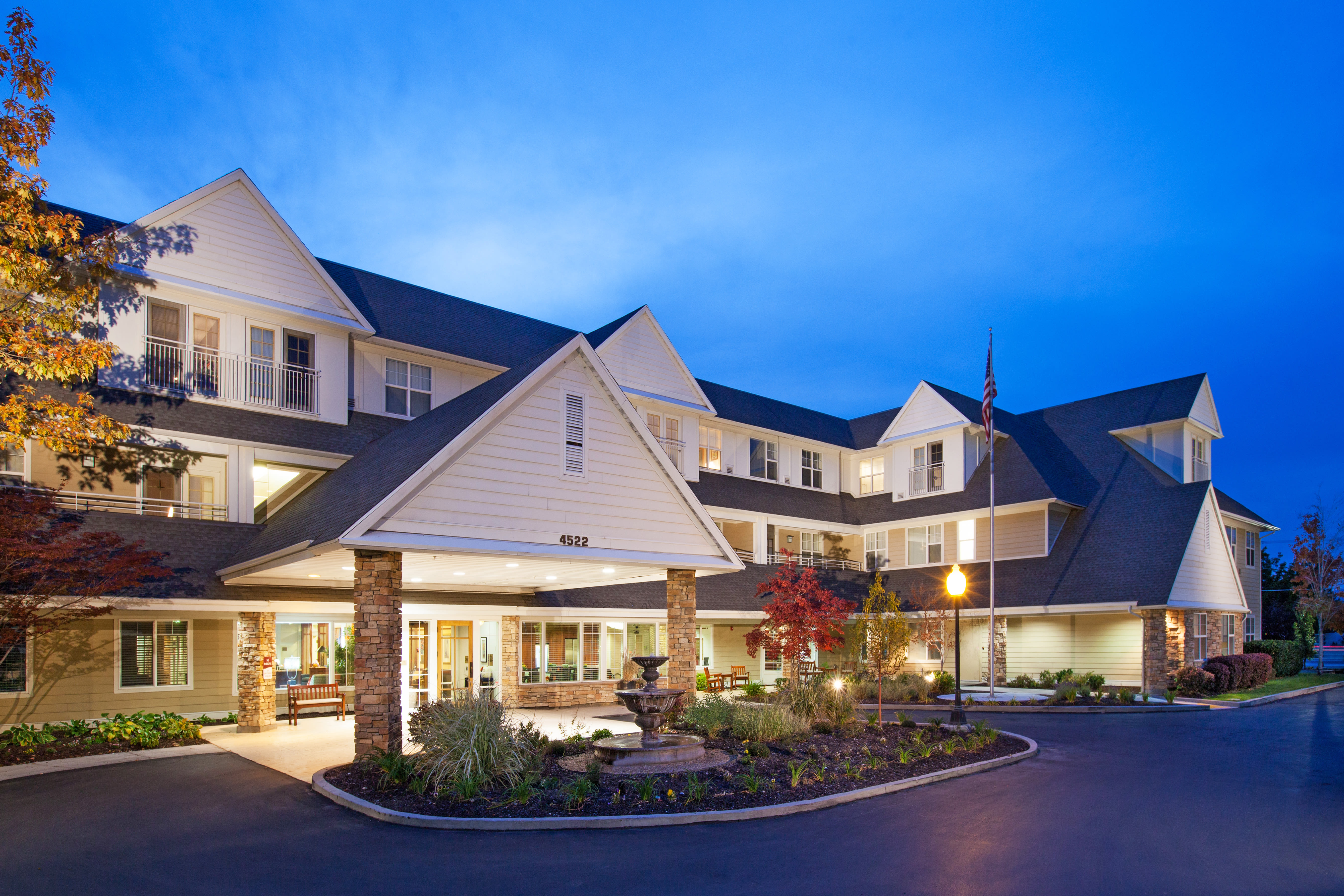 Senior living at The Wellington in Salt Lake City, UT is just right for you