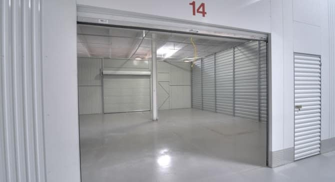 Self storage units for rent at Steele Creek Self Storage in Charlotte, NC