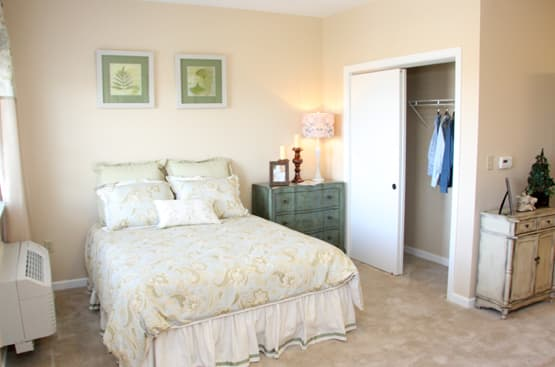 Peaceful, quiet living at Mason Assisted Living & Memory Care