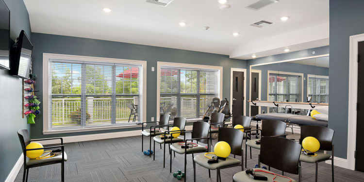 Fitness Center at Stonecrest of Rochester Hills in Rochester Hills