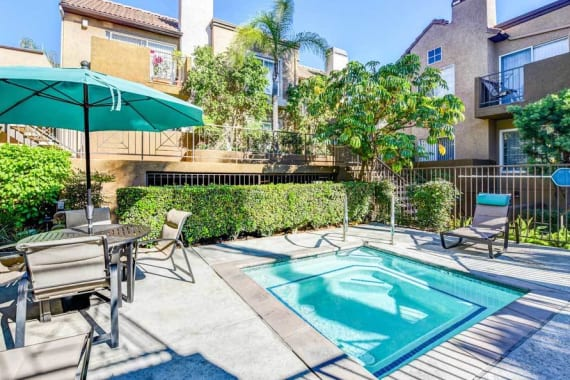 Waterstone Media Center offers a swimming pool in Burbank, CA