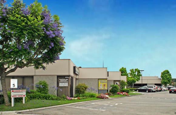 Retail space at La Mirada Center in La Mirada, California