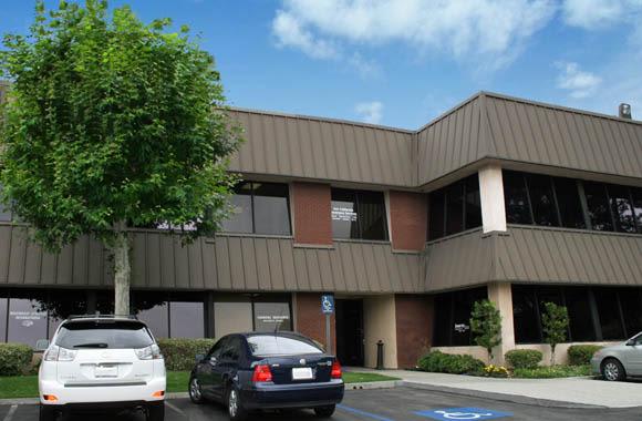 Office space at La Mirada Center in La Mirada, California