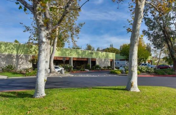 Parking available at Westlake Village Industrial Park in Westlake Village, California
