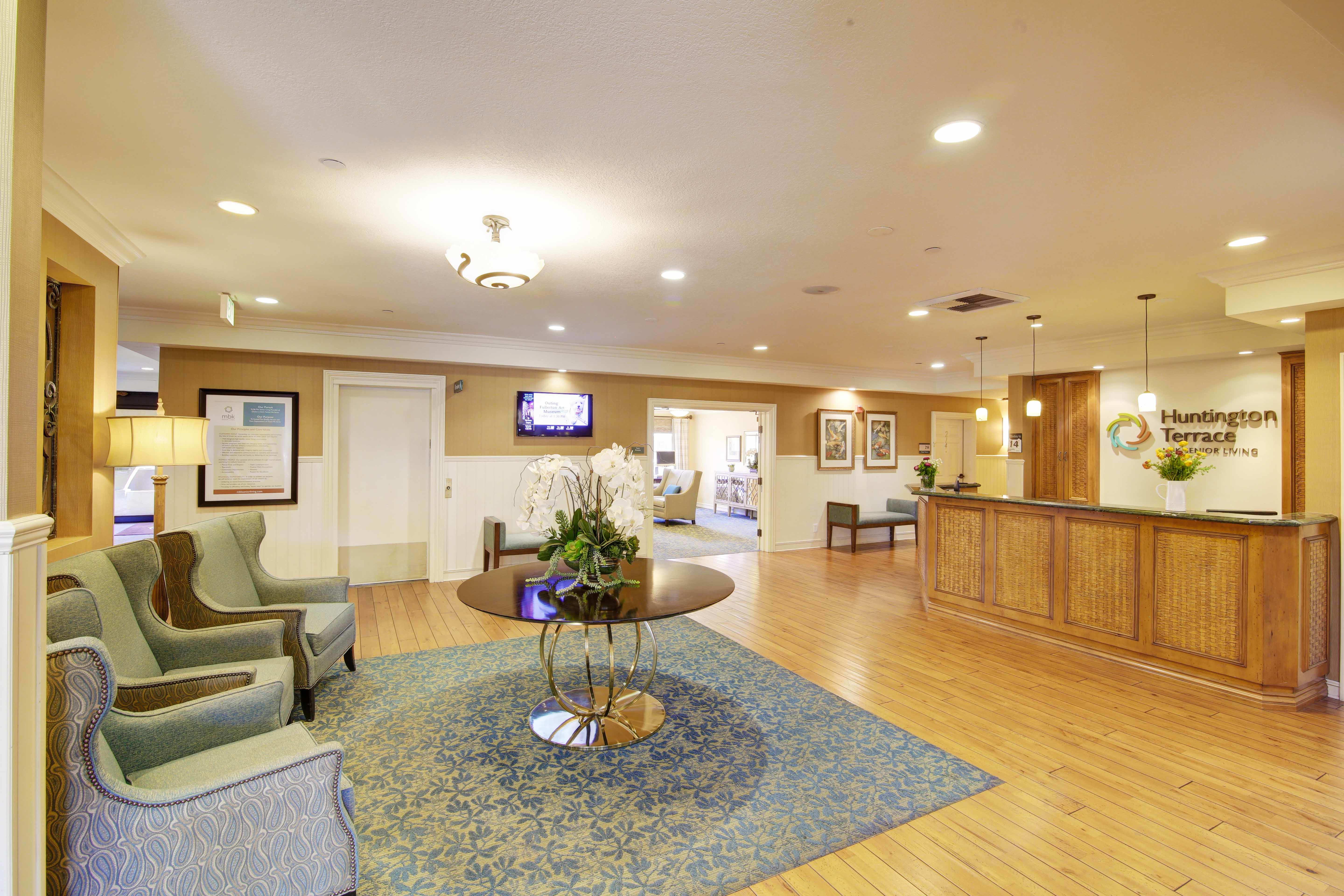 Contact the senior living community in Huntington Beach