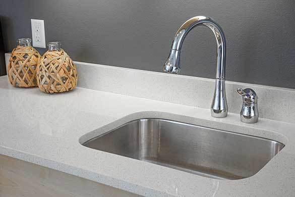 Large sink at Montessa in Portland, Oregon
