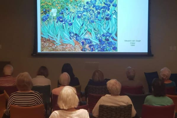Lecture on Impressionism and Post Impressionism