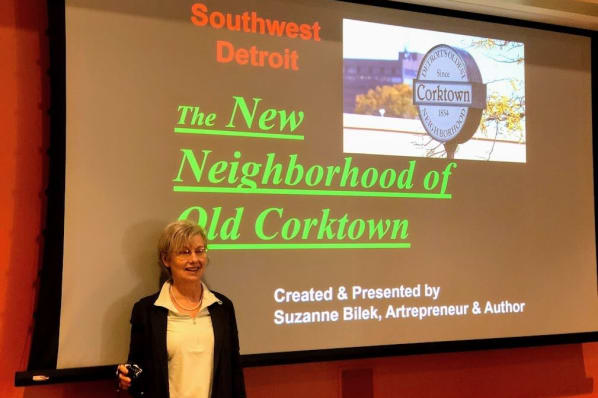 Lecture; The New Neighborhood at Old Corktown with Suzanne Bilek