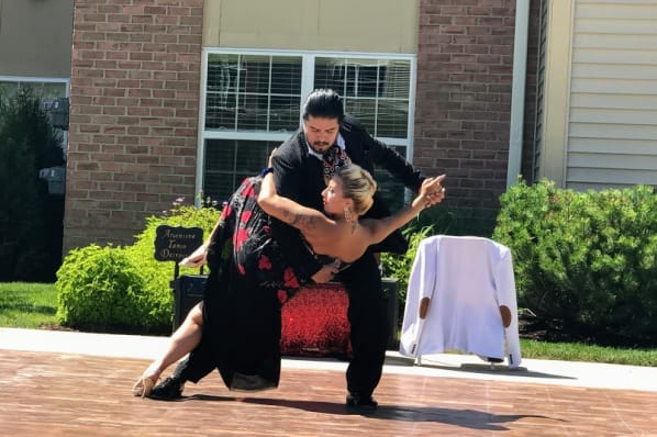 Sizzling Afternoon with Argentine Tango of Detroit