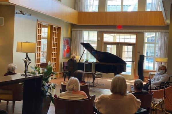 Outstanding Piano Concert by Sasha Burshstein