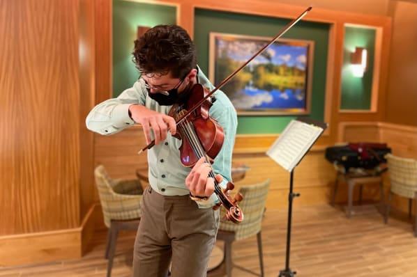 St. Patrick's Day Violin Concert
