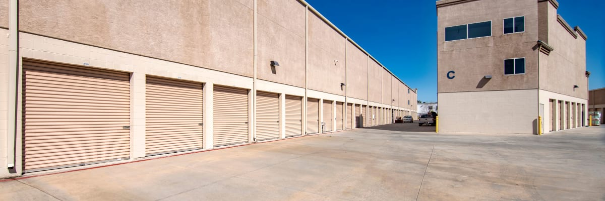 Hours and directions to Jamacha Point Self Storage in Spring Valley, California