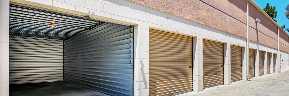 Virtual tours of Smart Self Storage of Eastlake in Chula Vista, California