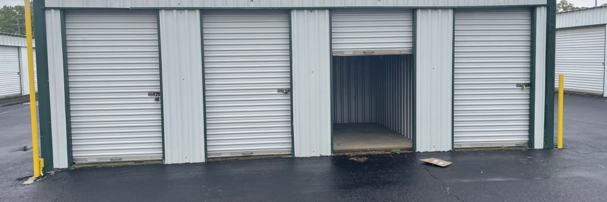 Features at KO Storage of Weatherford in Weatherford, Texas