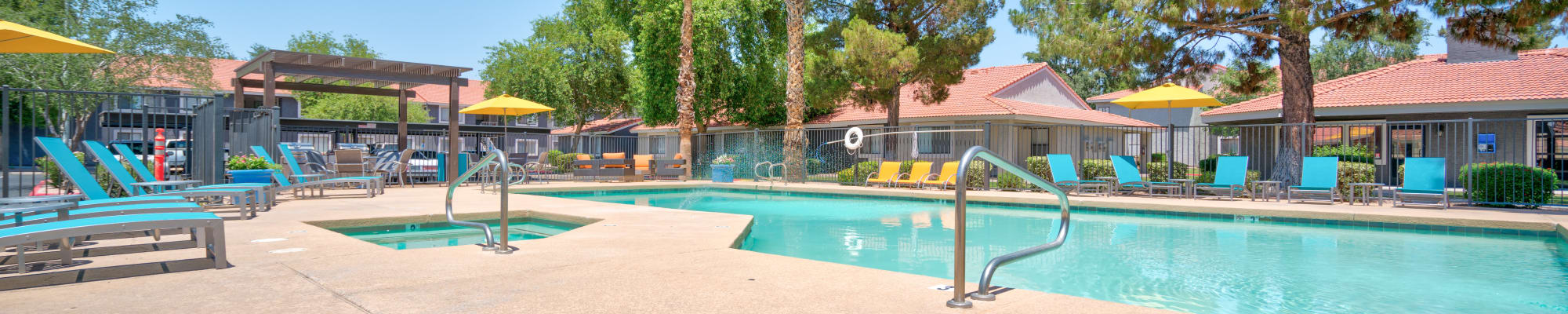 Features and amenities at Argenta Apartment Homes in Mesa, Arizona
