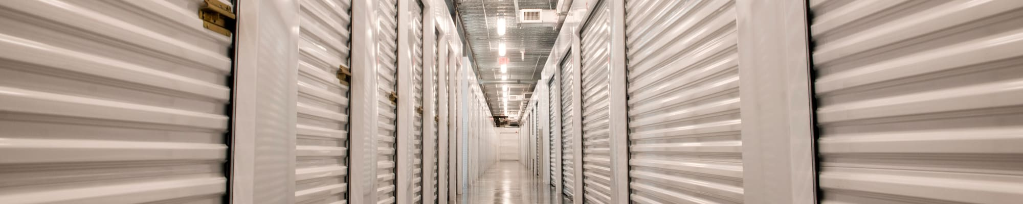 Storage features at Spacebox Storage Crestview in Crestview, Florida