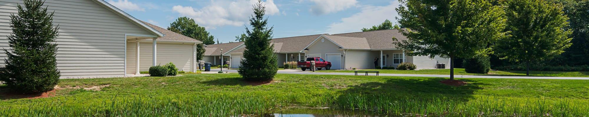 Senior living options at the senior living community in Michigan City Indiana