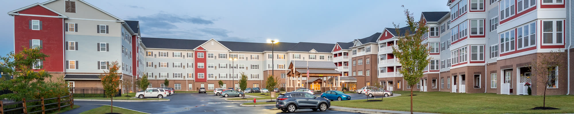 News at Harmony at West Shore in Mechanicsburg, Pennsylvania