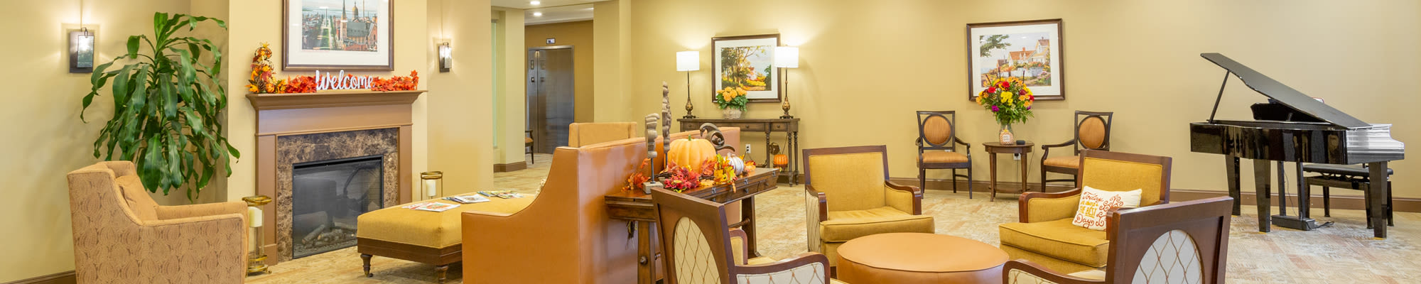 Services & Amenities at Harmony at West Shore in Mechanicsburg, Pennsylvania