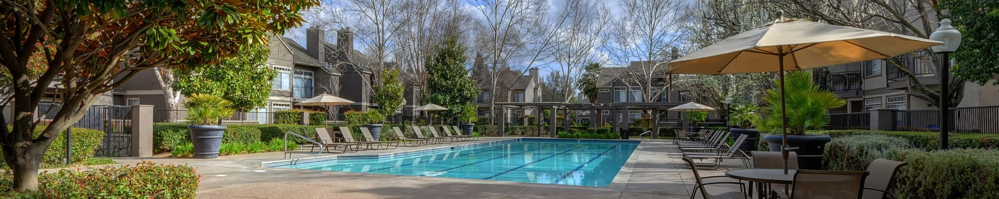 Contact us at Larkspur Woods in Sacramento, California