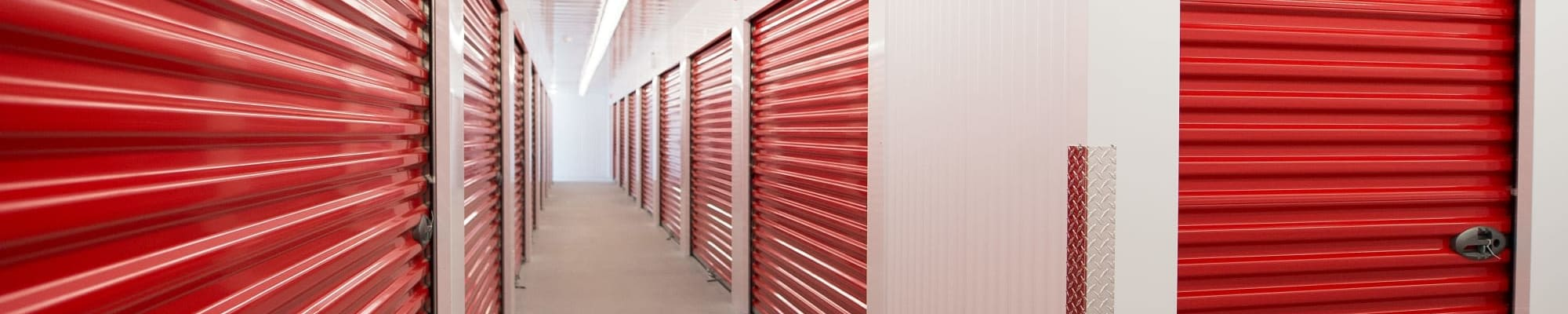 Temperature controlled storage at Mini Storage Depot in Knoxville, Tennessee