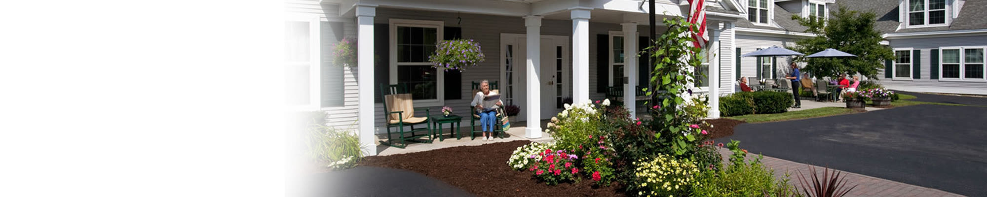 Assisted living at Woodstock Terrace in Woodstock, Vermont