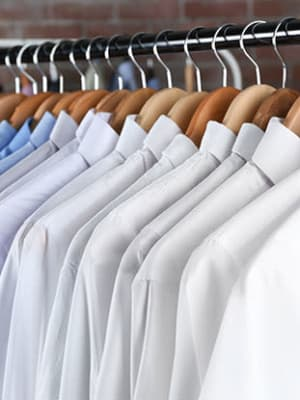 Dry-cleaning services at TAVA Waters in Denver, Colorado