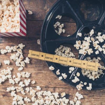 Senior living movie activities