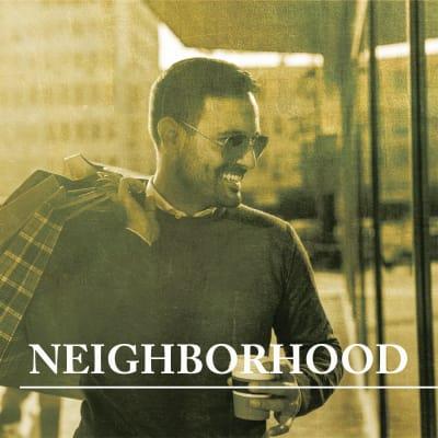 Enjoy the neighborhood at AdMo Heights