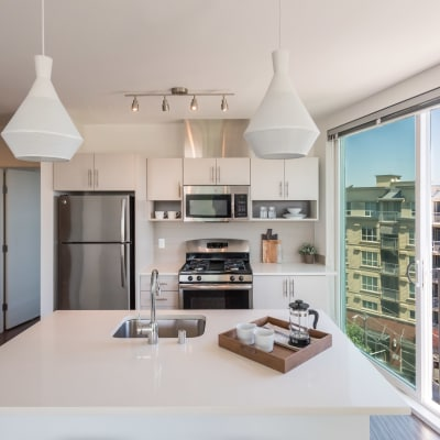 Wonderful apartment features offered at Session Apartments in Seattle