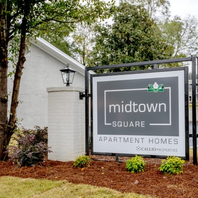 Midtown Square in Chattanooga, Tennessee