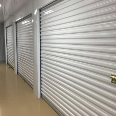 Cardinal Self Storage - Graham features Exterior Storage Units in Graham, North Carolina