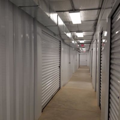 Unit sizes at Cardinal Self Storage - West Raleigh in Raleigh, North Carolina
