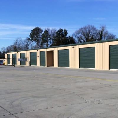 Front Office at Cardinal Self Storage - Graham in Graham, North Carolina