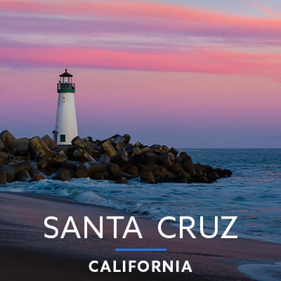 Santa Cruz Rutherford Management Company locations