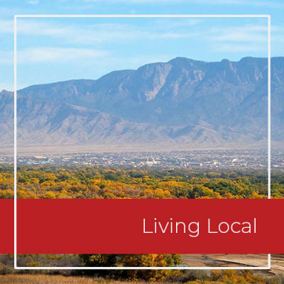 Learn more about living local at Amaran Senior Living in Albuquerque, New Mexico.