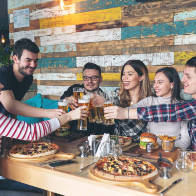 Eat and drink near Brookside Apartments in Gresham, Oregon