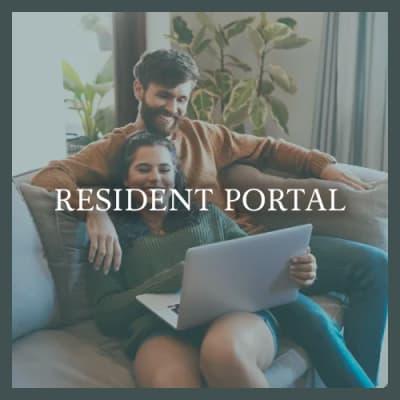 Link to the resident portal at Pleasanton Glen Apartment Homes in Pleasanton, California