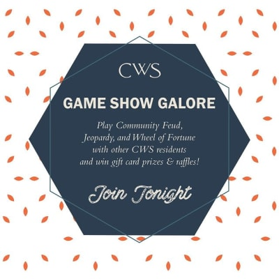 Game show galore at Regents West at 26th in Austin, Texas