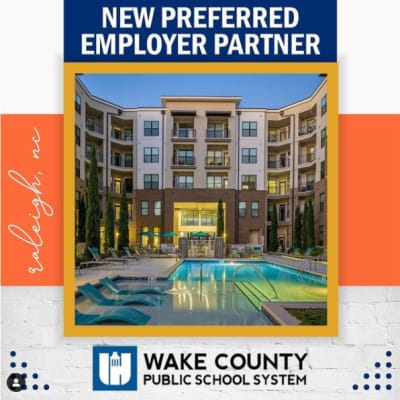 New preferred employer partner at CWS Apartment Homes in Austin, Texas